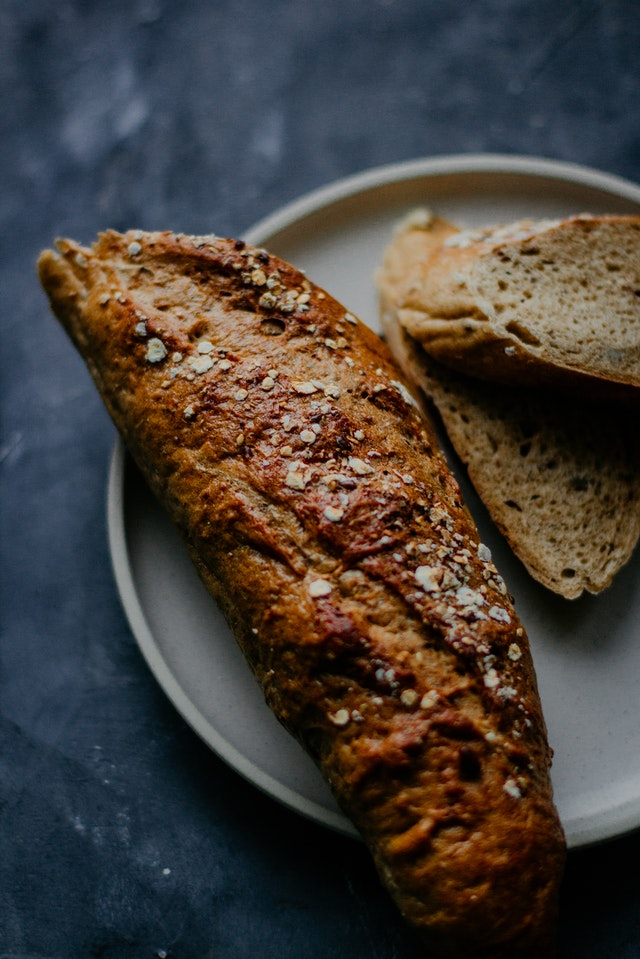 Spicy Bread